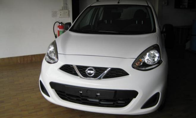 NISSAN MICRA 1.2 VISIA PACK