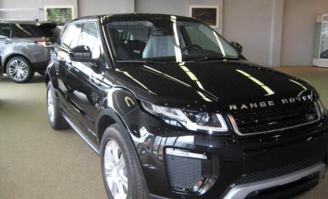 LAND ROVER RANGE ROVER EVOQUE 2.0 TD4 SE DYNAMIC AUTOMAAT