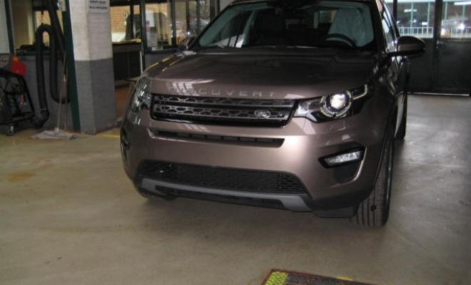 LAND ROVER DISCOVERY SPORT 2.0 TD4 SE AUTOMAAT