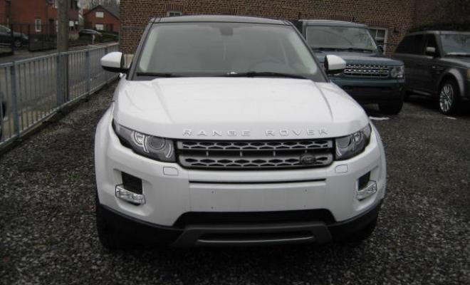 LAND ROVER RANGE ROVER EVOQUE 2.2 PURE AUTOMAAT