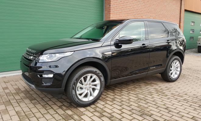 LAND ROVER DISCOVERY SPORT 2.0 TD4 SE STELLAR A/T