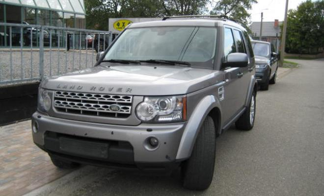 LAND ROVER DISCOVERY 4 3.0 HSE 7 PLAATSEN