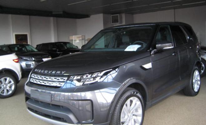 LAND ROVER NEW DISCOVERY 2.0 SD4 HSE